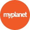 My Planet logo