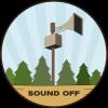 Sound Off logo